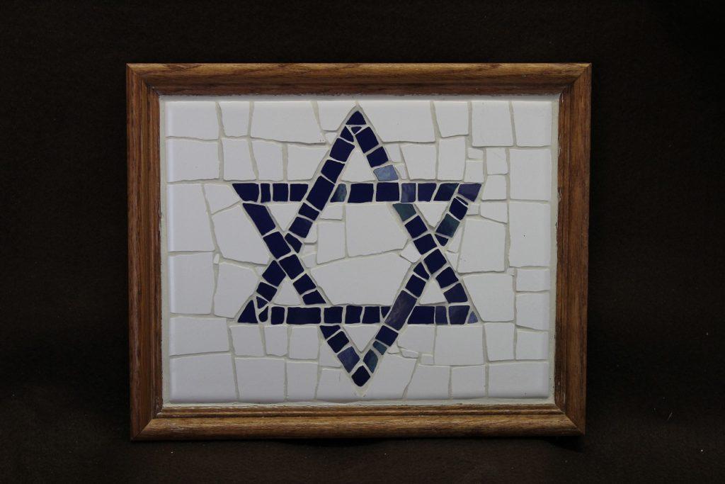 Magen David. Israel