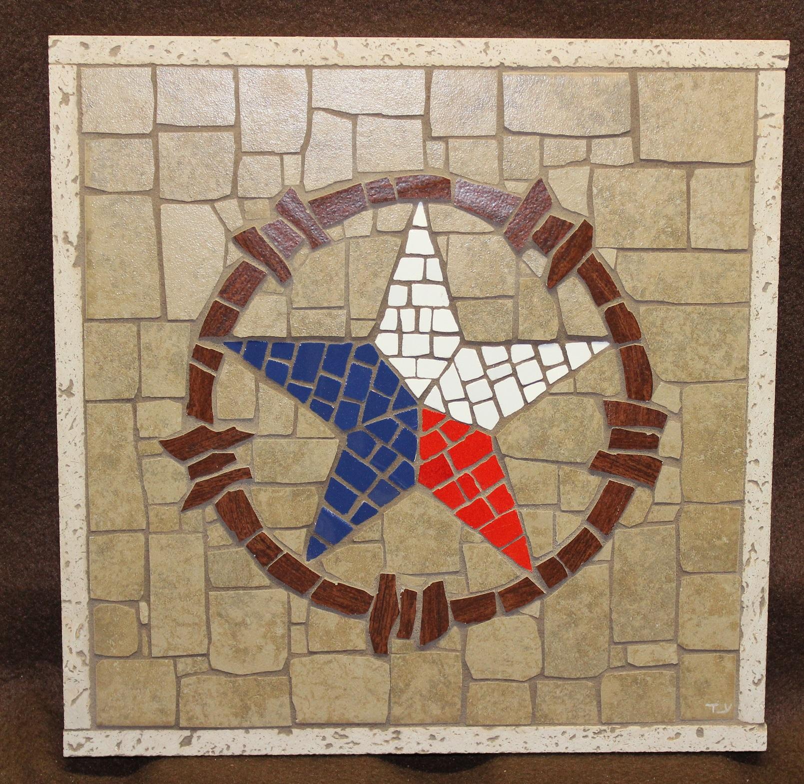 RWB Texas Star